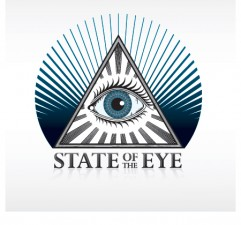 state of the eye